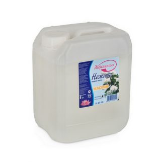 Мыло жидкое нежный перламутр 5л ПЭТ аромат Жасмин