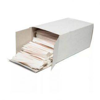 Зубочистки в индивидуальной бумажной упаковке