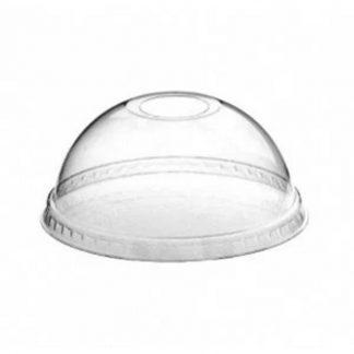 Крышка шейкер купольная с отверстием 95мм