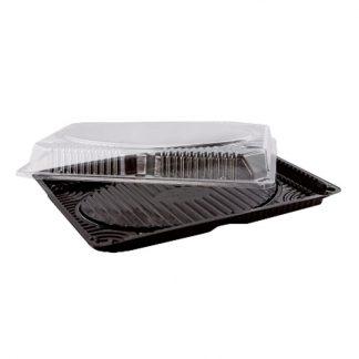 Контейнер для суши ИП-219 дно 250*180*45 черный Протек