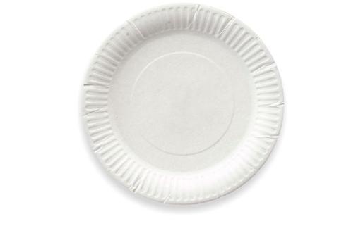 Бумажные тарелки и лотки