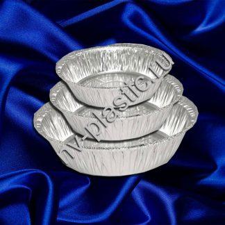Алюминиевые формы для пирогов