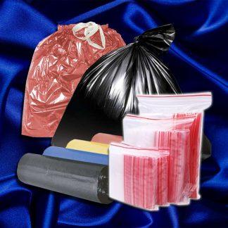 Пакеты/Мешки мусорные/Упаковочные материалы
