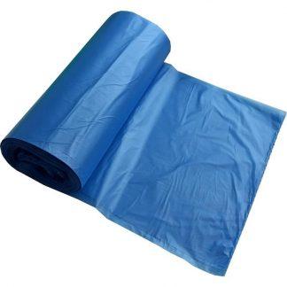 Мешки для мусора многослойные темно-синие