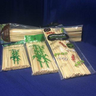 Набор бамбуковых шампуров