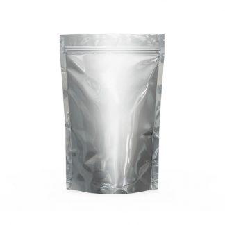 Пакет дой-пак металлизированный с замком зип-лок